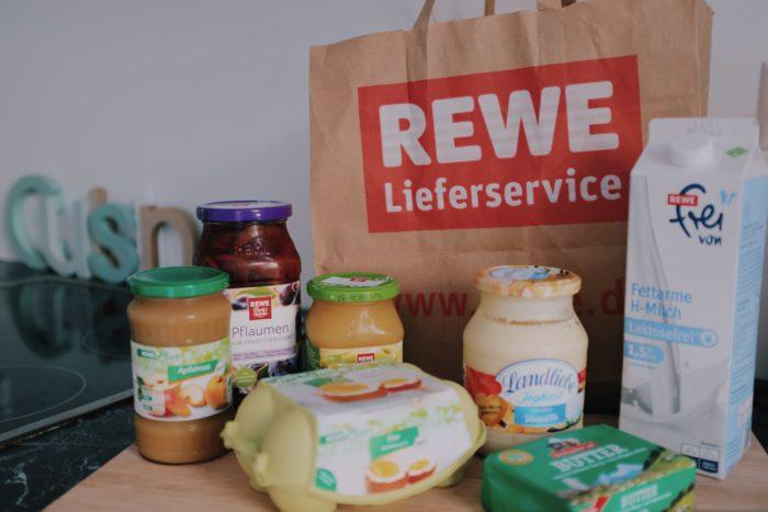 rewe liefer- & paketservice