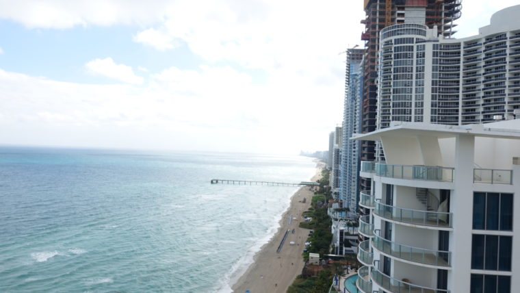 Miami Beach, Hotels, Strands